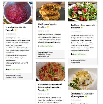 Bayrisches Essen kochen und dabei jeden Geschmack treffen