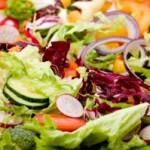 Frische Salate aus der Bayerischen Küche