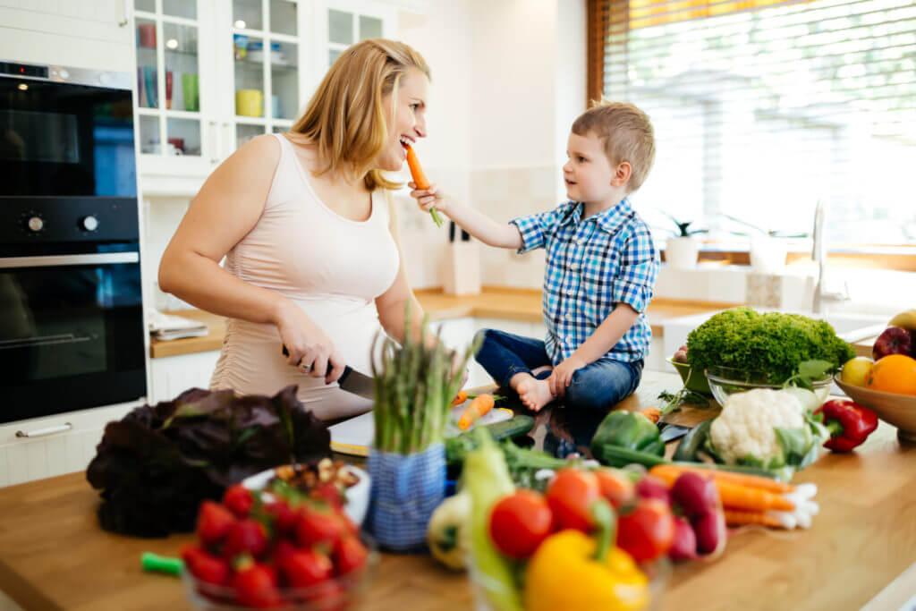 Ernährung des Babys bei erhöhtem Allergierisiko