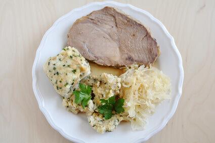 Original bayerischer Krautsalat